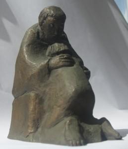 Verlorener Sohn Skulptur von Egino Weinert